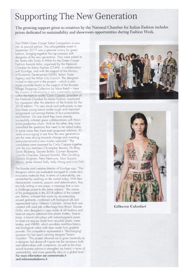 Vogue Italia SEPTEMBER 2018